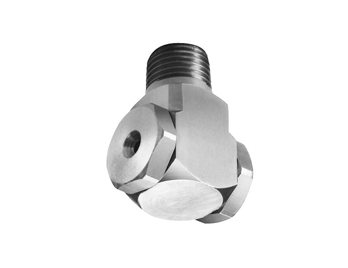 WTZ Nozzles Right Angle, Full Cone, and Clog Resistant Nozzles