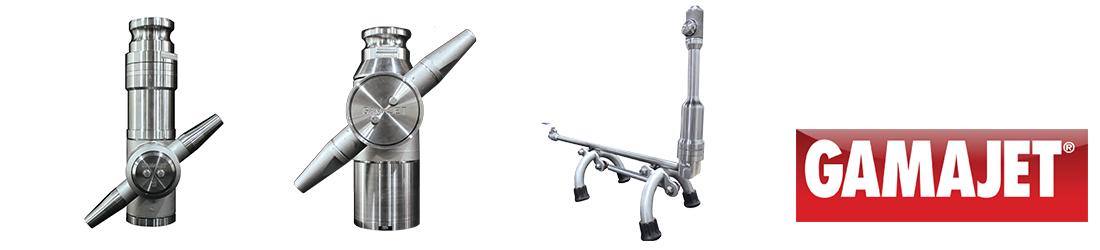 gamajet tank cleaner slider